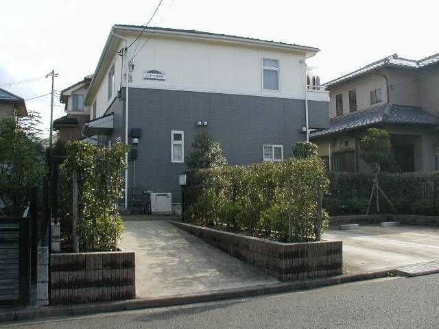ラフォ-レ荏田東外観写真