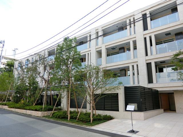 ザ・パークハウスグラン南青山外観写真