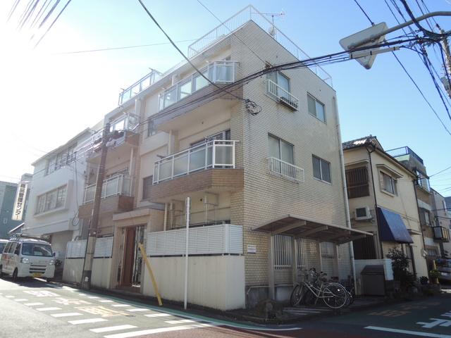 フロイデ東新宿外観写真
