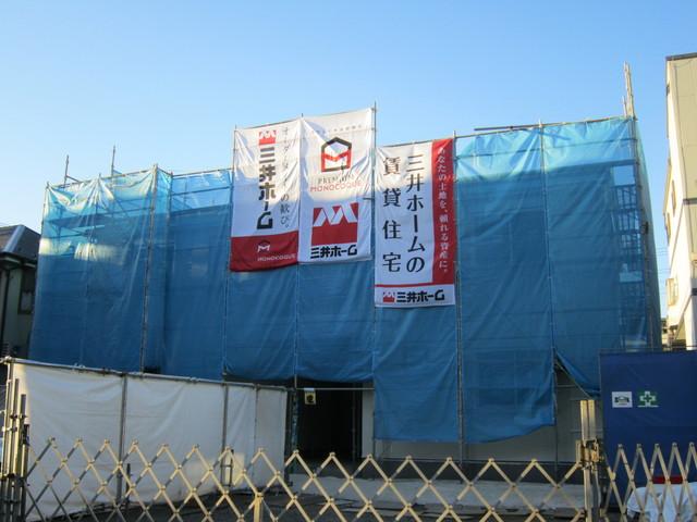 デザインメゾン北新宿外観写真