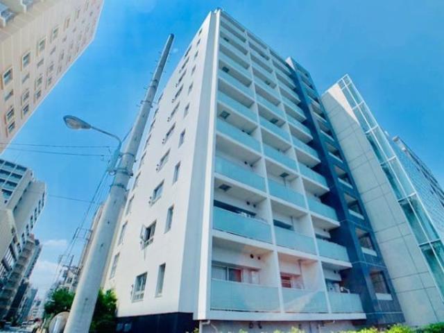 アパートメンツ浅草橋リバーサイド外観写真