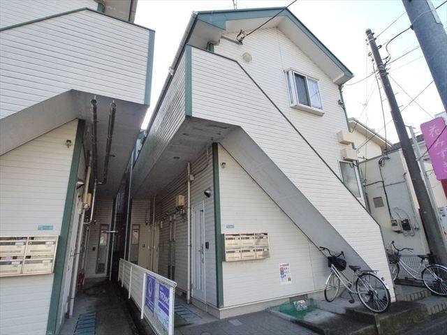 パル東橋本外観写真
