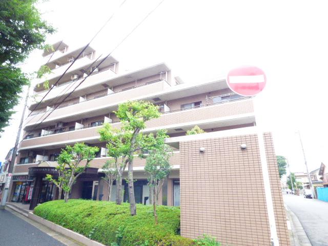 ランデ-ジ津田沼外観写真
