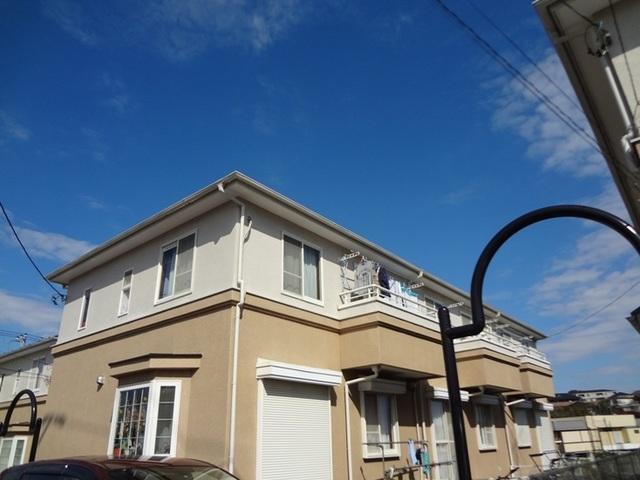 メルベーユ弥生台C棟外観写真