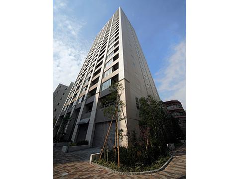 新宿山吹アインスタワー外観写真