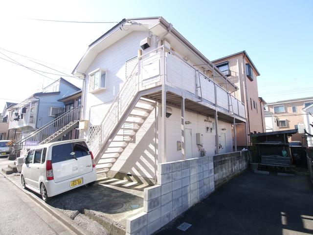 関島ハイツ外観写真