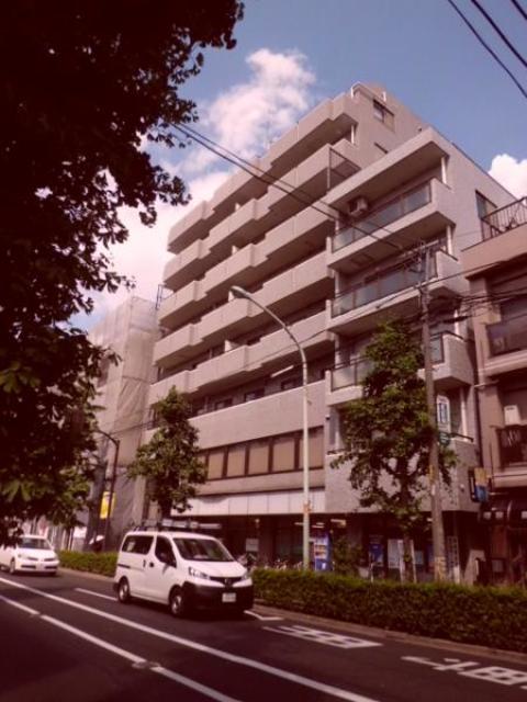 アルファ武蔵野1外観写真
