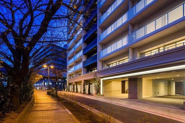 パークホームズ横浜ブロッサムアベニュー外観写真