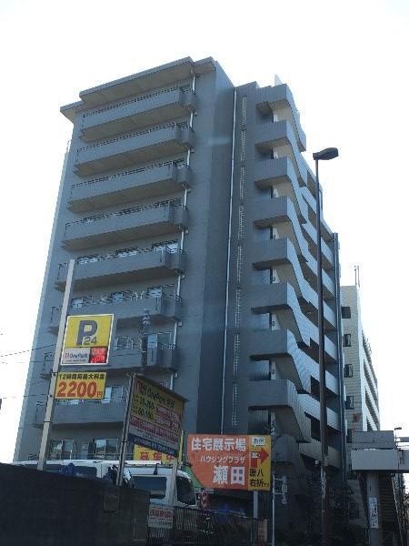 ルフェール桜新町外観写真