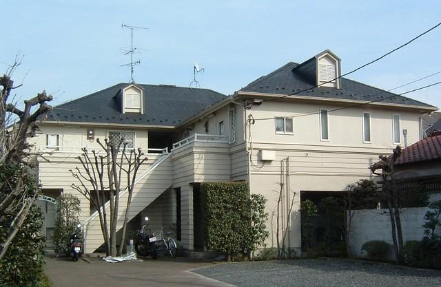 パストル駒沢外観写真