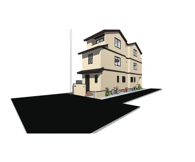 Casa dell'Albero-kan外観写真
