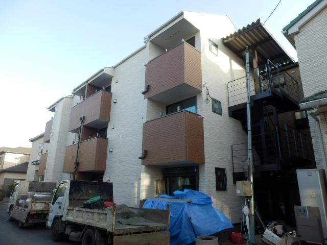 コワンドリュ北戸田外観写真