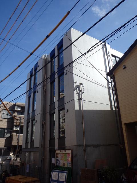 LAPiS中野坂上Ⅱ外観写真
