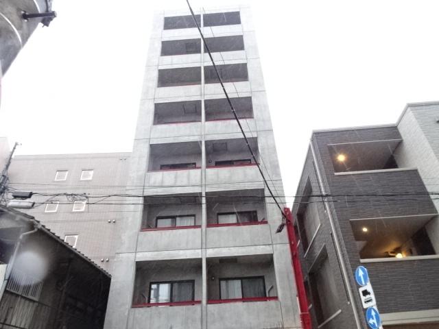 リブリ・新丸子外観写真