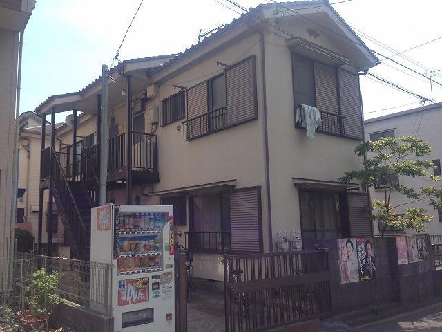 上野ハイツ外観写真