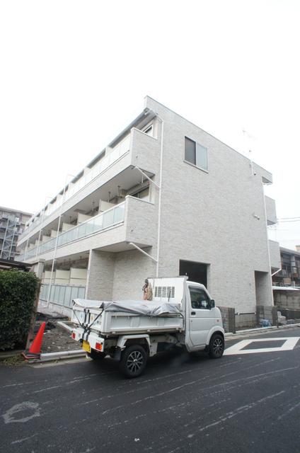 リブリ・つばき川崎外観写真