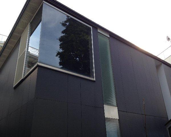 バウムハウス外観写真