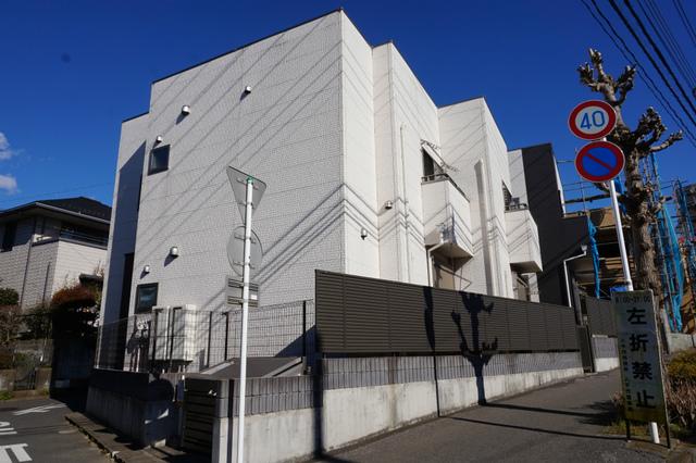クレアシオン八千代台西A棟外観写真