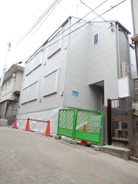 qups nakameguro -キュピ外観写真