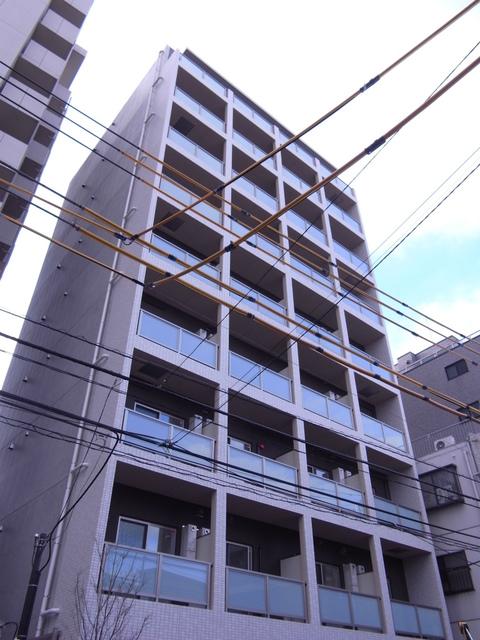 リブリ・Shirokane外観写真