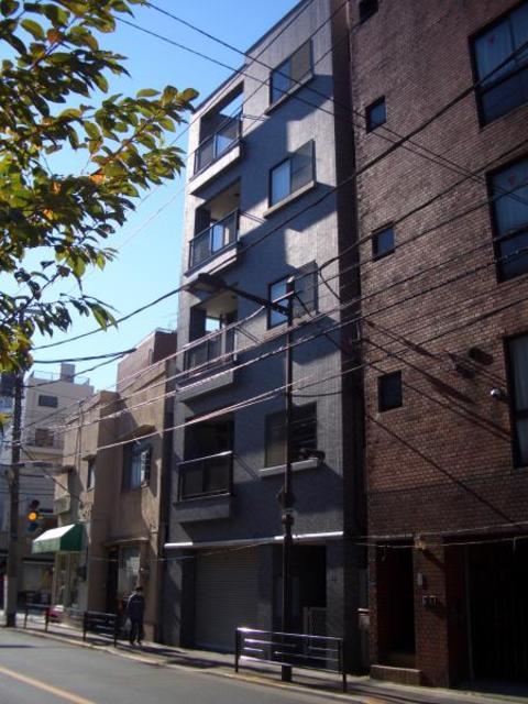 千束三丁目住宅外観写真