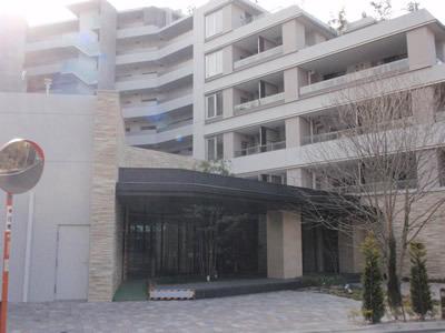 パークハウス東中野リヴゴーシュ外観写真