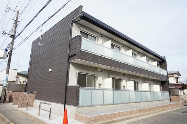 (仮称)リブリ・稲毛海岸Ⅱ外観写真
