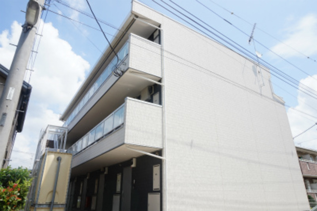 リブリ・グランハイム成田外観写真