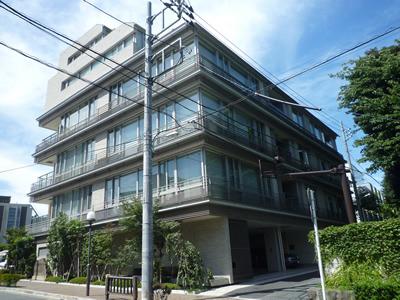 パークハウス常磐松外観写真