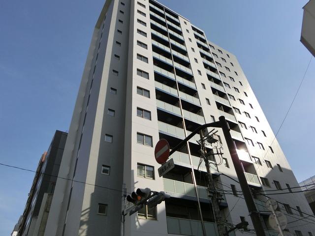 ザ・パークハウス上野レジデンス外観写真