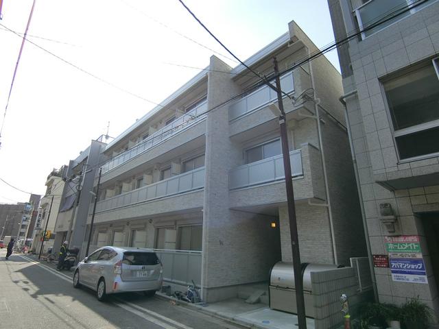 リブリ・グランパル川崎外観写真