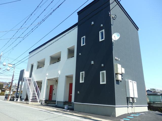 (仮)常盤町 新築アパート外観写真