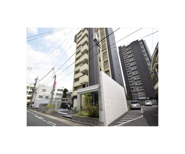 P-SQUARE Shumoku II外観写真