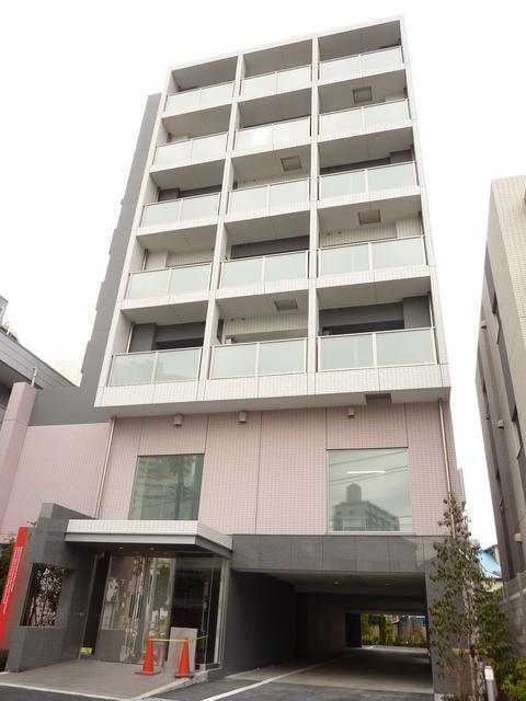 ドミールCity川口外観写真