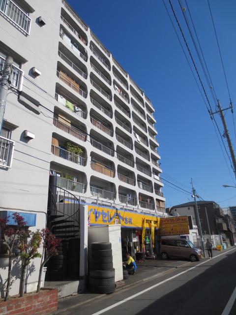 タカシマ志村マンション外観写真