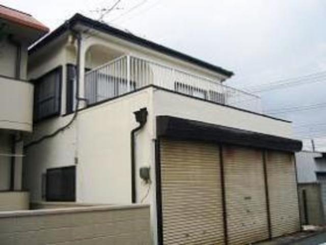 富士見台戸建外観写真