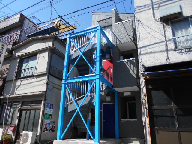 Petit Tree House外観写真