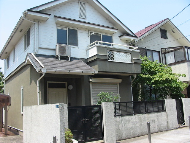 榊邸賃貸住宅外観写真