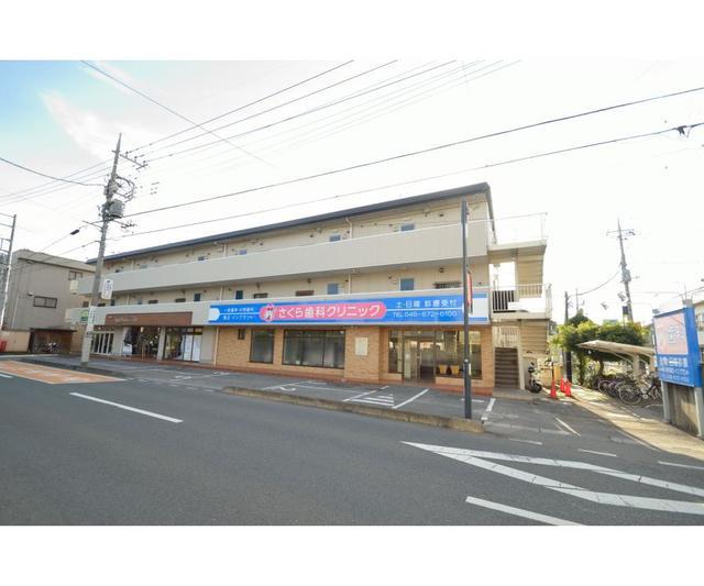 エステートピア大和田外観写真