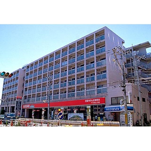 ルネ横浜・和田町ツインプラザ外観写真