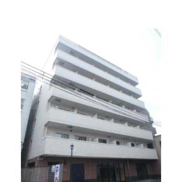 ソナーレ横浜外観写真