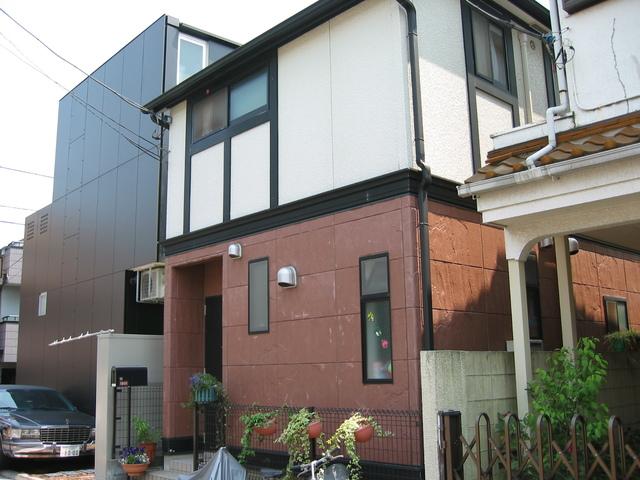 飯田邸A棟外観写真