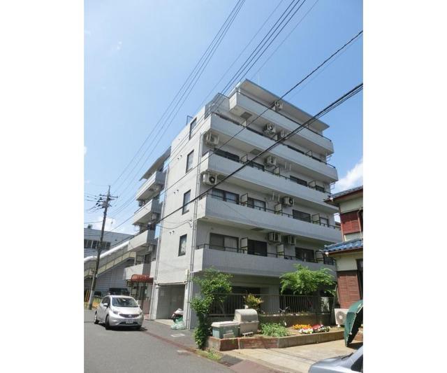 キャッスルマンション松戸B号館外観写真
