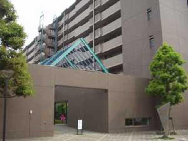 フェア・コート多摩川外観写真