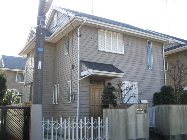 成田西2丁目タウンハウスA3外観写真