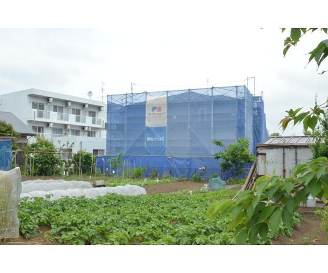 セントリビエ戸塚外観写真