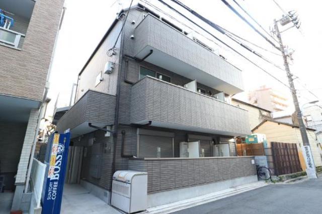 アルヴィータ北新宿外観写真