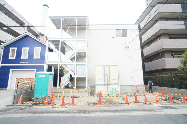 リブリ・CREDO KAWAGUCHIⅡ外観写真