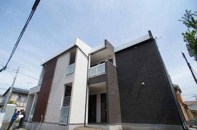 リブリ・鎌倉材木座外観写真