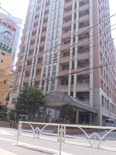 ファミール新宿グランスィートタワー209外観写真